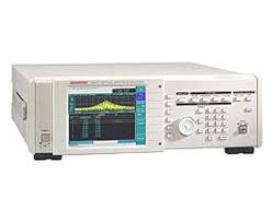Advantest Q8341 350 Nm To 1000 Nm Optical Spectrum Analyzer