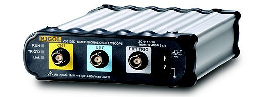 Rigol Vs5042D Vs5042D 40 Mhz, Mixed Signal Oscilloscope - 2+16 Digital Cha