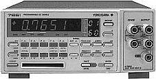 Yokogawa 7651 30V, 100Ma, 300W Programmable Dc Supply