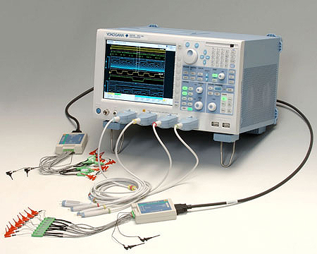 Yokogawa Dl9710L Mixed Signal Oscilloscope