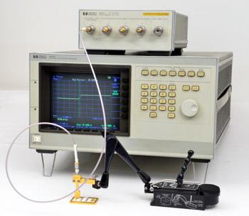 Agilent 54120T 20 Ghz Digitizing Oscilloscope And Tdr