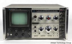 Agilent 140T Spectrum Analyzers