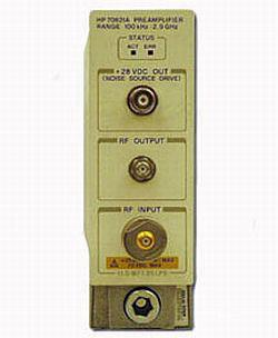Agilent 70621A Amplifier