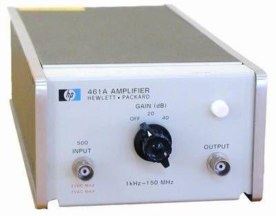 Agilent 461A Amplifier