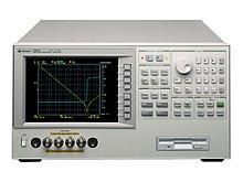Agilent 4294A Precision Impedance Analyzer