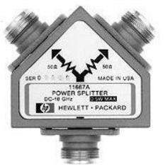 Agilent 11667A Microwave Device