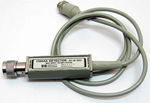 Agilent 11664A Microwave Device
