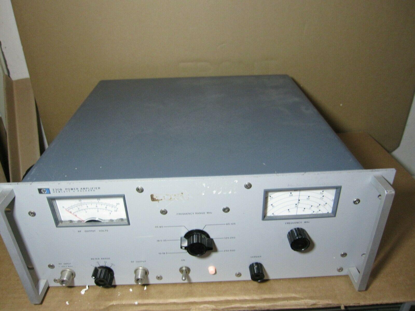 Agilent 230B Amplifier
