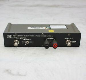 Agilent 08640-60506 Plug In / Part / Component / Module