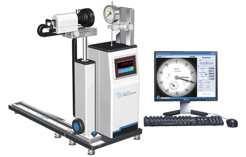 Micro Precision MP2620 Dimensional Calibrators | Dial Indicator Calibrator | Automated Dial Indicator Testing Machine