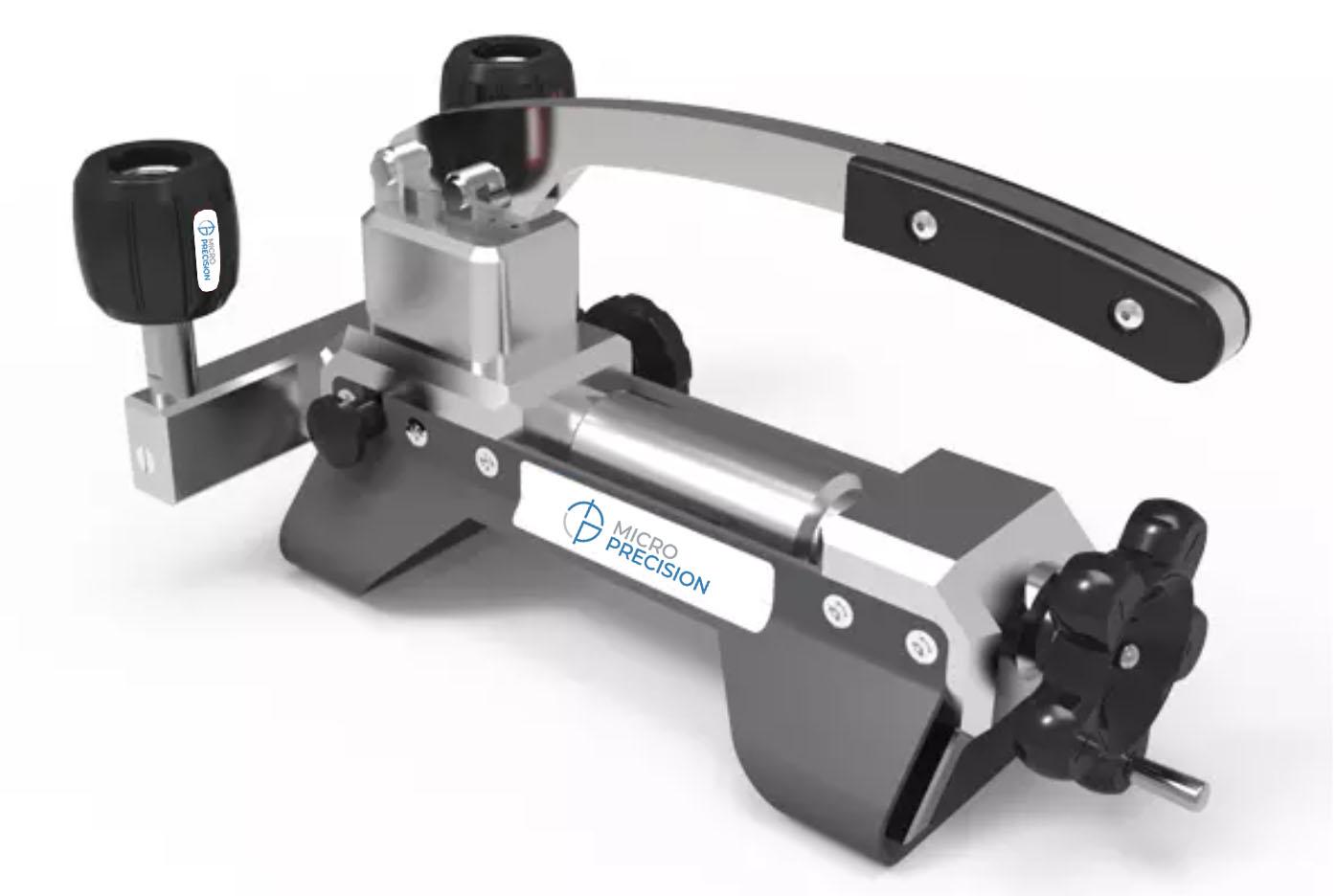 Micro Precision MP213H Pressure Comparator Pump | Air Pressure Calibration Comparator