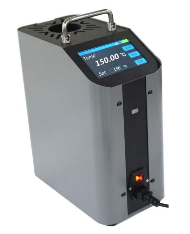 Micro Precision MP2501-650 Dry Block Temperature Calibrator