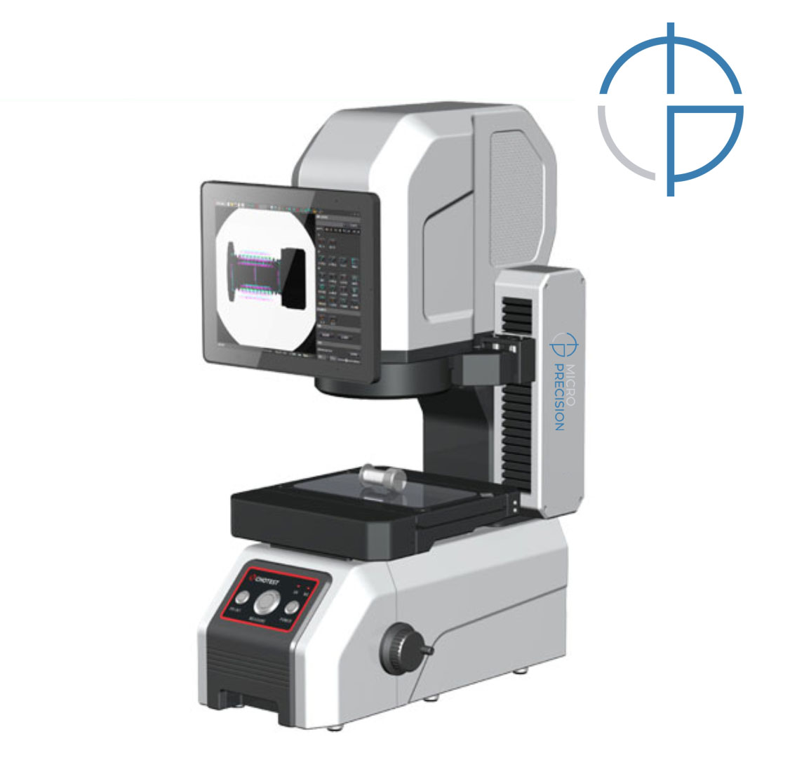Micro Precision MP3100D Contour And Roughness | Flash Measuring Machine | Flash Measuring Machine