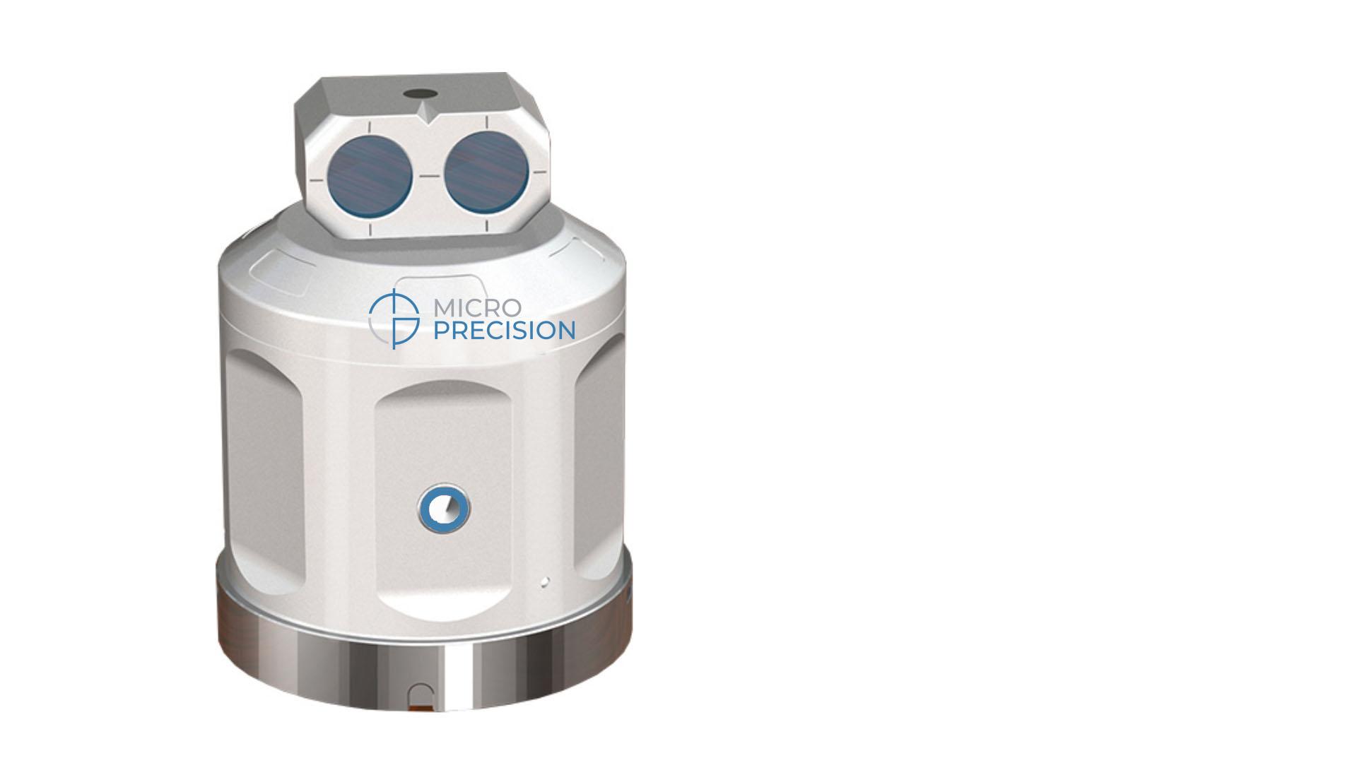 Micro Precision MP50 Displacement Measurement   Rotary Axis Calibrator   Precision TurnTable