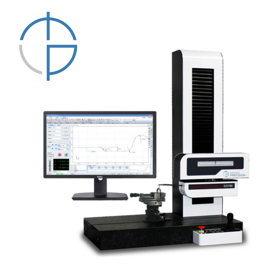 Micro Precision MP5760 Contour And Roughness | 2D Profilometer | Contour measuring machine