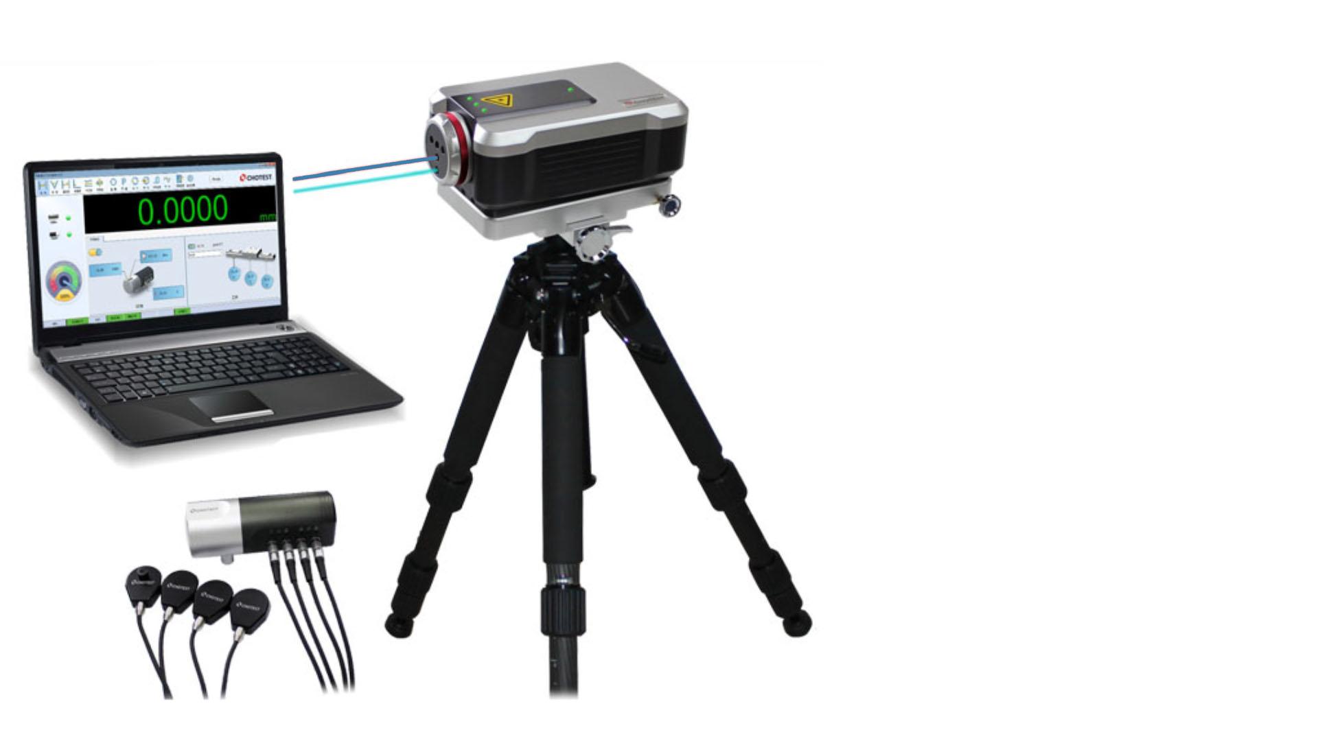 Micro Precision MP6000 Displacement Measurement | Laser Interferometer | Laser Interferometer Measurement System
