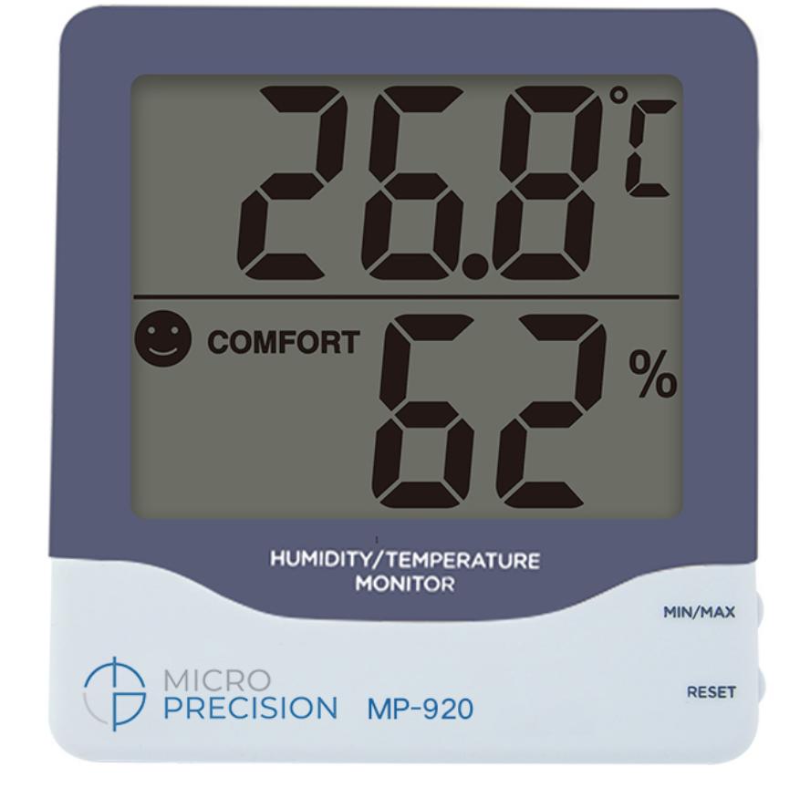 Micro Precision MP-920 Humidity | Temperature Monitor